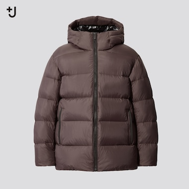 Men +J Light Down Volume Parka