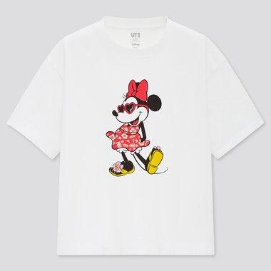 Women Magic For All Icons Hawaii Ut (Short-Sleeve Graphic T-Shirt), White, Medium
