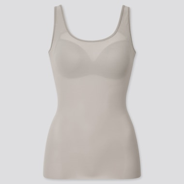 Women Body Shaper Silhouette Sleeveless Bratop
