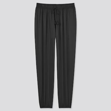 Pantalón Satén Jogger Mujer