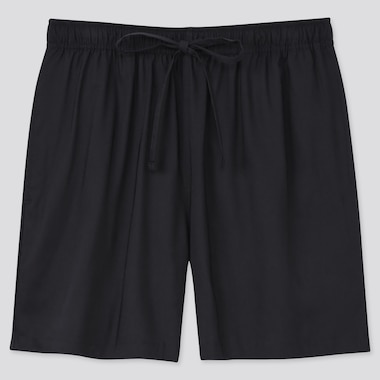 Women Relaco Shorts, Black, Medium