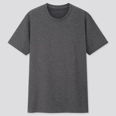 Men DRY Colour Crew Neck T-Shirt