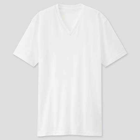 Herren DRY Colour T-Shirt mit V-Ausschnitt