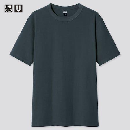 T-Shirt Uniqlo U Col Rond