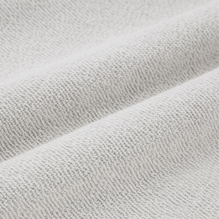 Sweat Pullover Long-Sleeve Hoodie, Pink, Large