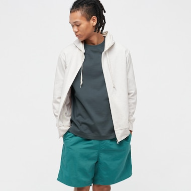Men AIRism UV Protection Zipped Hoodie