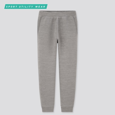Men Ultra Stretch Dry Sweatpants, Gray, Medium