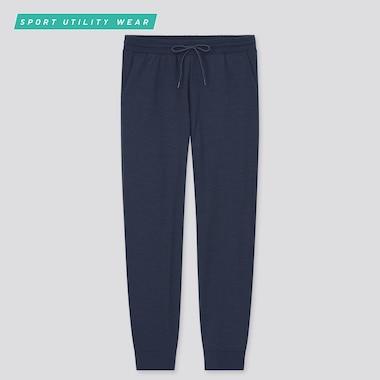 Men Ultra Stretch Active Jogger Pants, Navy, Medium