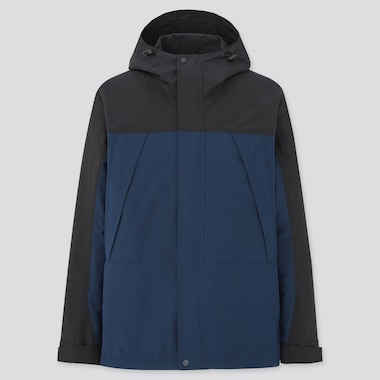 Men Mountain Hooded Parka