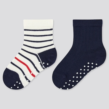 Babies Regular Socks (Two Pairs)
