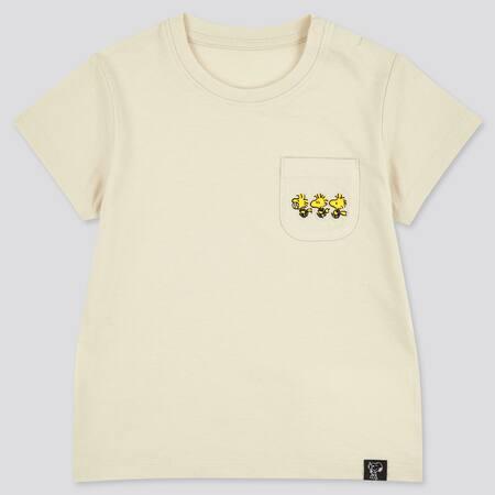 Babies Toddler Peanuts Vintage UT Graphic T-Shirt
