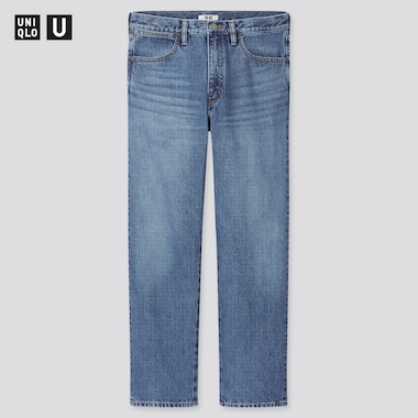 Men Uniqlo U Regular Fit Jeans