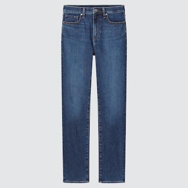 Women High Rise Slim Fit Straight Leg Jeans