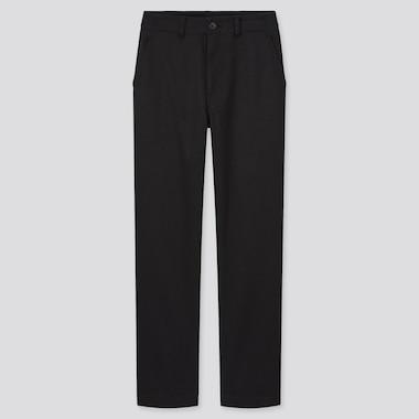 Pantalón Chino Tiro Alto Recto Mujer