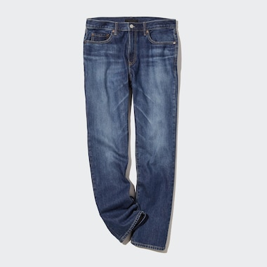 MEN Regular Fit Straight Leg Jeans