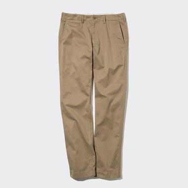 Pantalon Chino Vintage Coupe Droite Homme