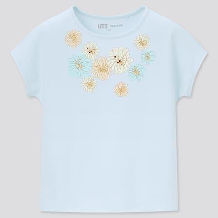 Kids Paul & Joe UT Graphic T-Shirt