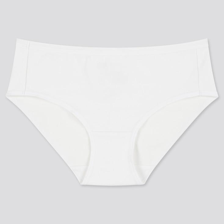 Women Hiphugger, White, Large