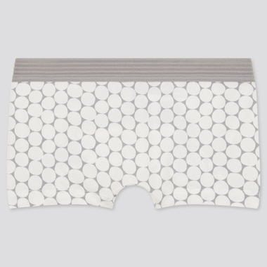 Women Dotted Boy Shorts