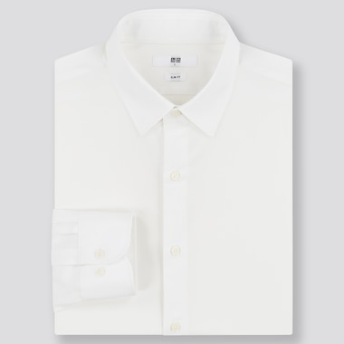 Men Easy Care Slim Fit Shirt (Regular Collar)