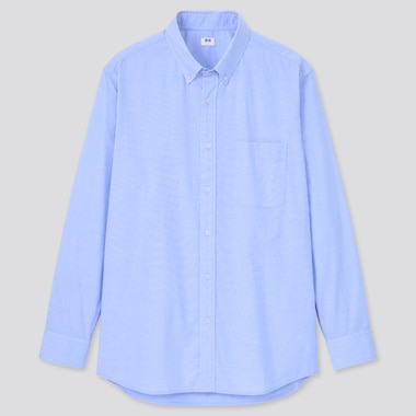 Men Extra Fine Cotton Broadcloth Regular Fit Shirt