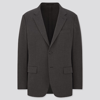 Men Two-Way Stretch Blazer Jacket