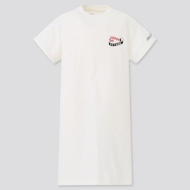 Kids Stephen Powers UT Short Sleeved Dress