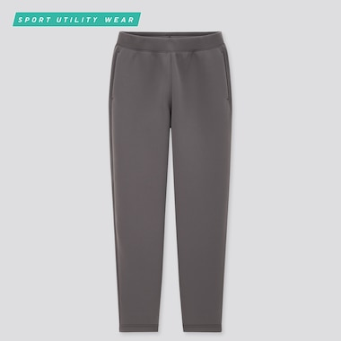 Women Ultra Stretch Dry Sweatpants, Dark Gray, Medium