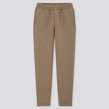 Women Ultra Stretch Dry Sweatpants, Olive, Medium