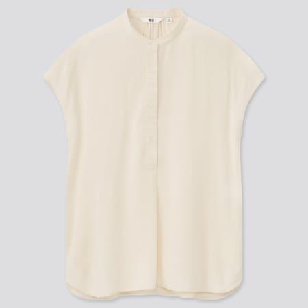 Women Viscose Lawn Short Sleeved Shirt
