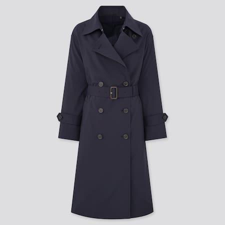 Damen Oversize Trenchcoat
