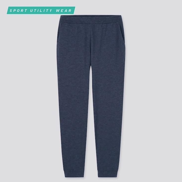 Women Ultra Stretch Active Jogger Pants, Blue, Large