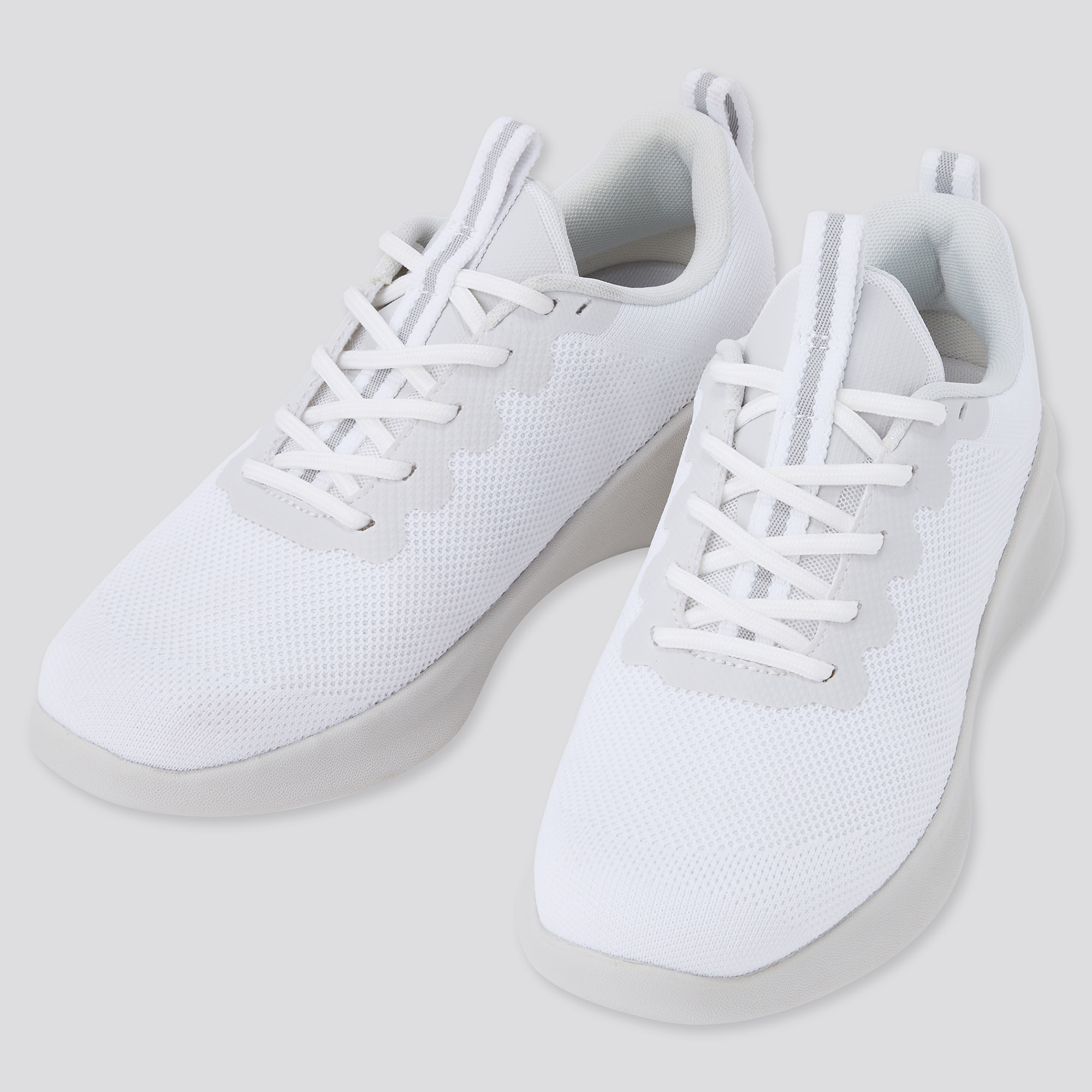 Uniqlo KNIT LACE UP SNEAKERS