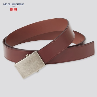 Women Ines Leather Long Belt
