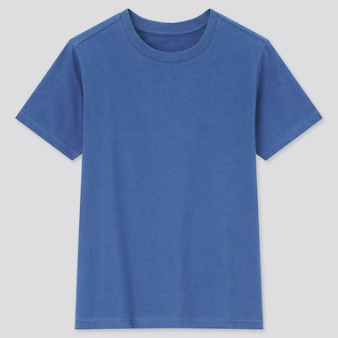 Kinder Baumwoll Colour T-Shirt