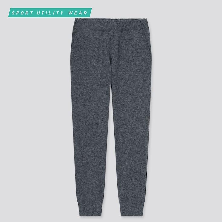 Kids Ultra Stretch Active Jogger Pants, Dark Gray, Large