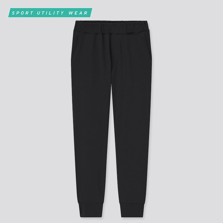 Kids Ultra Stretch Active Jogger Pants, Black, Large