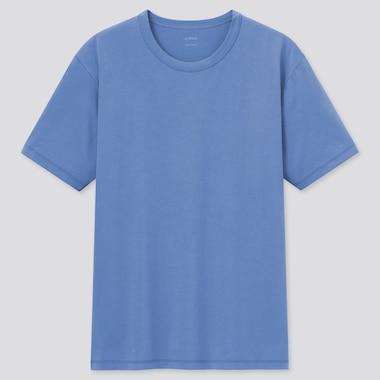 T-Shirt AIRism Cotone Girocollo Uomo