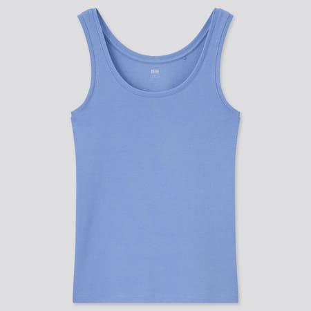 Women Cotton Stretch Vest Top