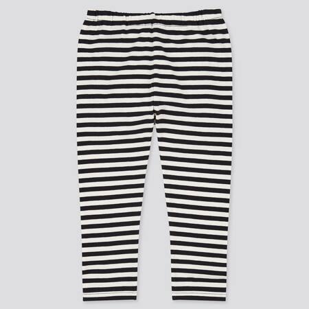 Babies Toddler Striped Leggings