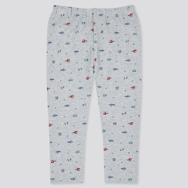 Babies Toddler Airplane Print Leggings