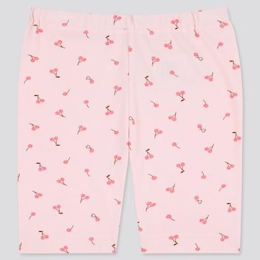 BABIES TODDLER DRY Cherry Print Half Length Leggings