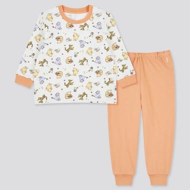 Baby Eternal Characters UT Bedruckter langärmliger Pyjama