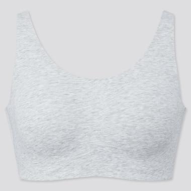 Soutien-Gorge Sans Armatures Coton Femme