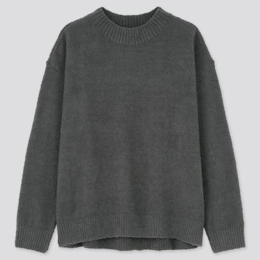 Damen Ultra Soft Pullover mit Stehkragen