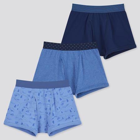 Jungen Gemusterte Unterhose (3er-Set)