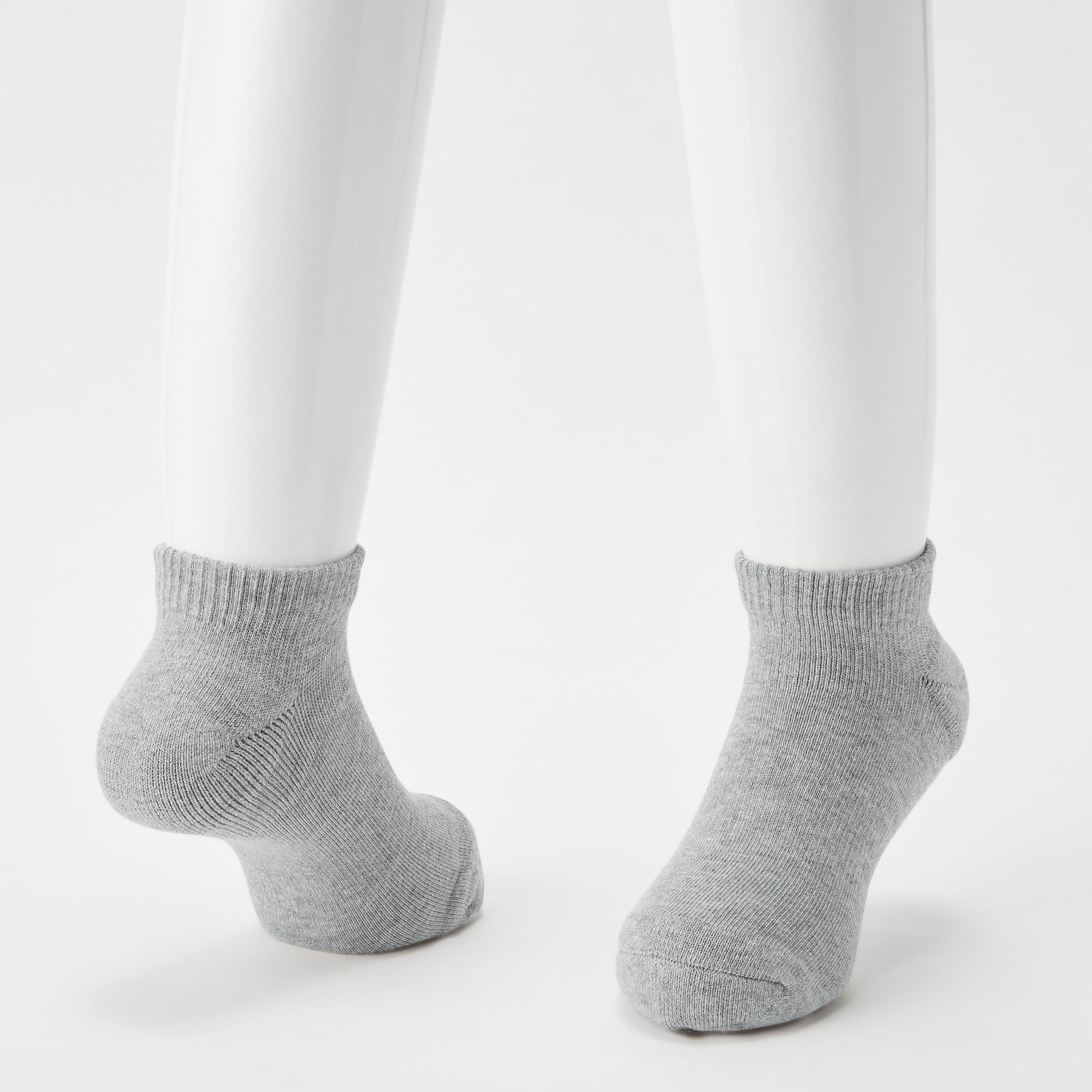 Uniqlo KIDS SHORT SOCKS (SET OF 3)