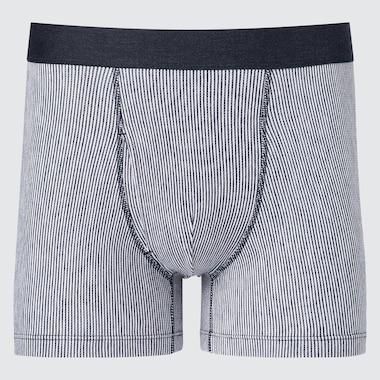 Herren Karierte Unterhose aus SUPIMA BAUMWOLLE
