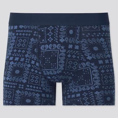 Herren Gemusterte Unterhose aus SUPIMA BAUMWOLLE