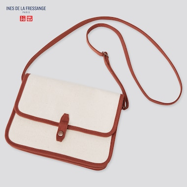 WOMEN Ines Canvas Mini Shoulder Bag